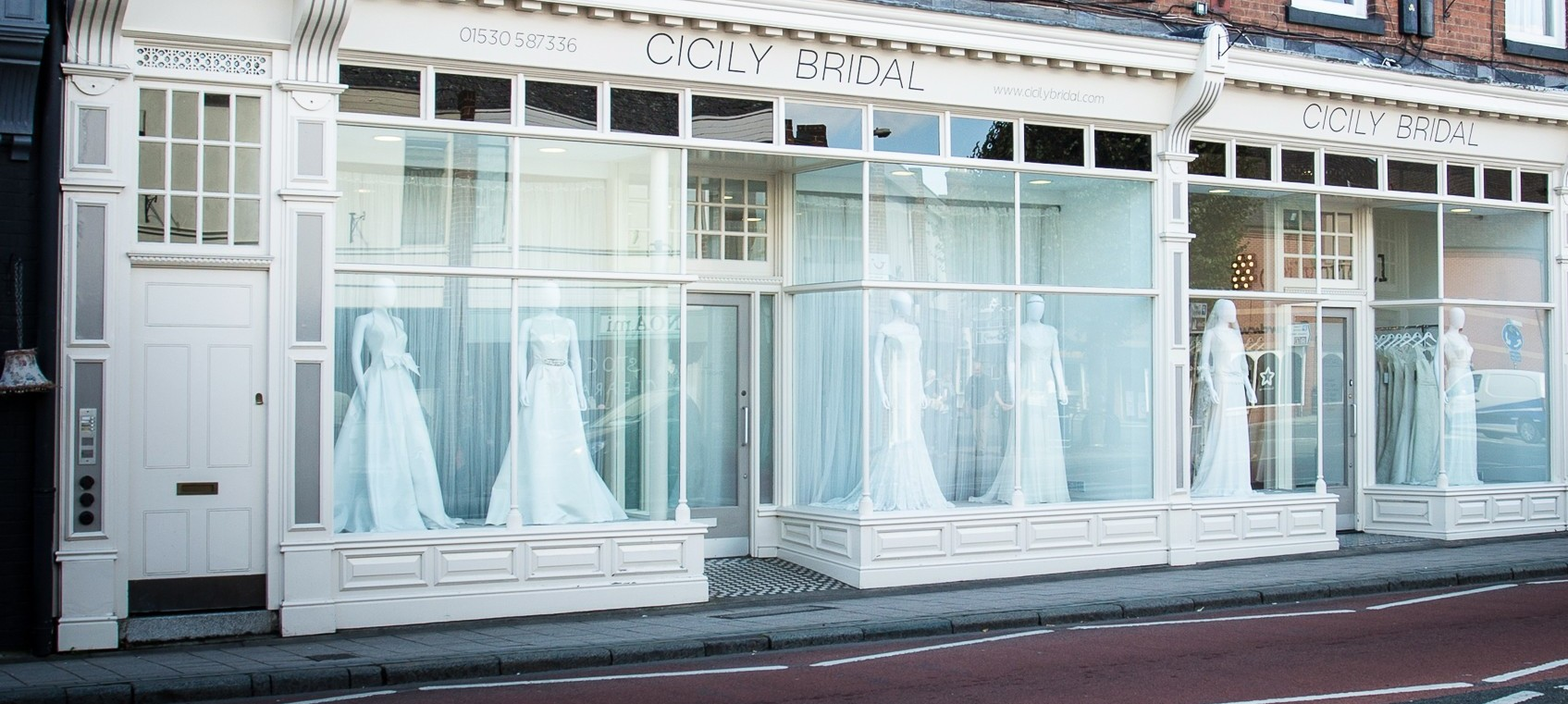 The exciting #restyle at Cicily Bridal - Cicily Bridal Street view