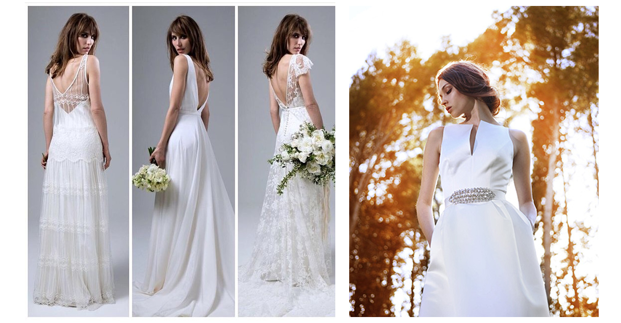 The exciting #restyle at Cicily Bridal - Jesus Peiro and Kate halfpenny dresses