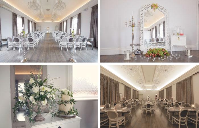 A Glamorous Wedding Fair at Amalfi White