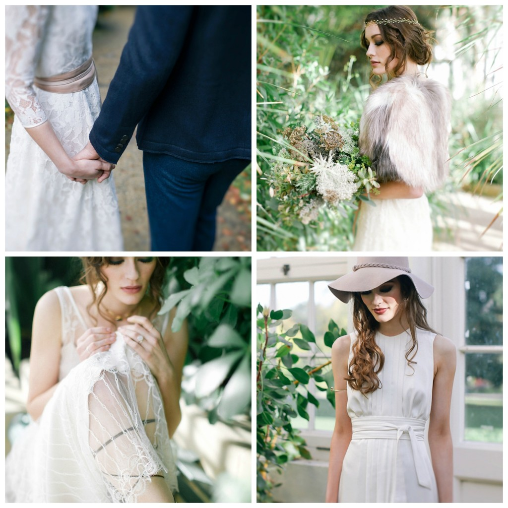 Bohemian Inspired Photoshoot - Kate Halfpenny & Charlie Brear