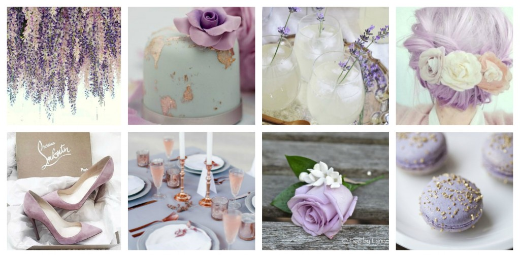 Lovely Lilac Collage 3