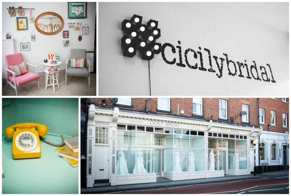 Cicily Bridal Invited to join the RBA - Cicily Bridal Shop Images