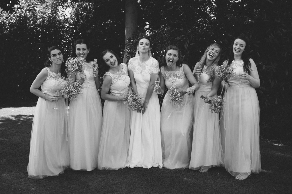Olivia Jesus Peiro Real Bride - Bridesmaids Image