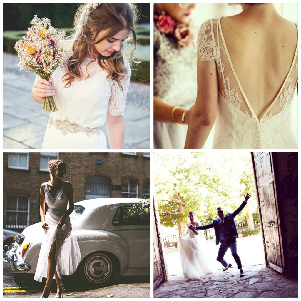 Halfpenny Real Bride Collage