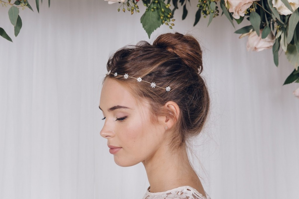Daisy single headband - Debbie Carlisle